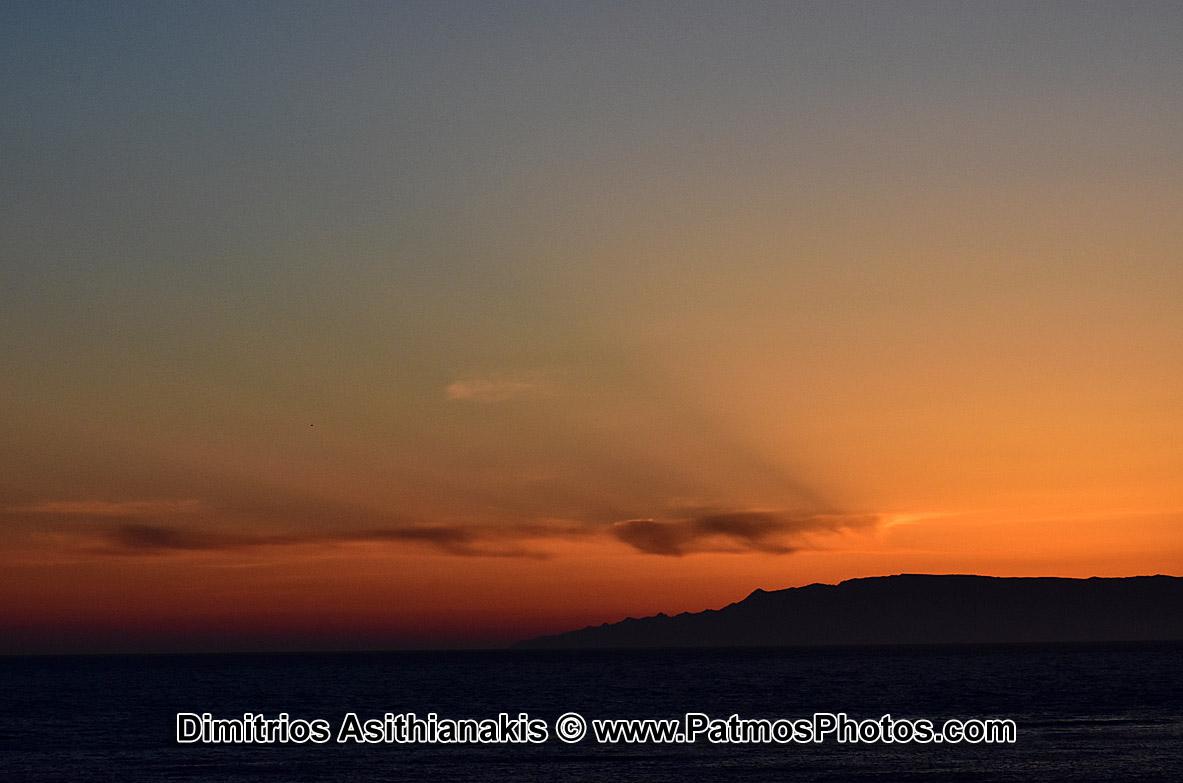 Patmos Sunsets Photos