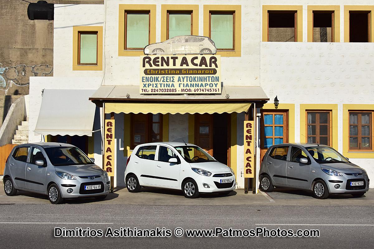 Patmos Rent a Car