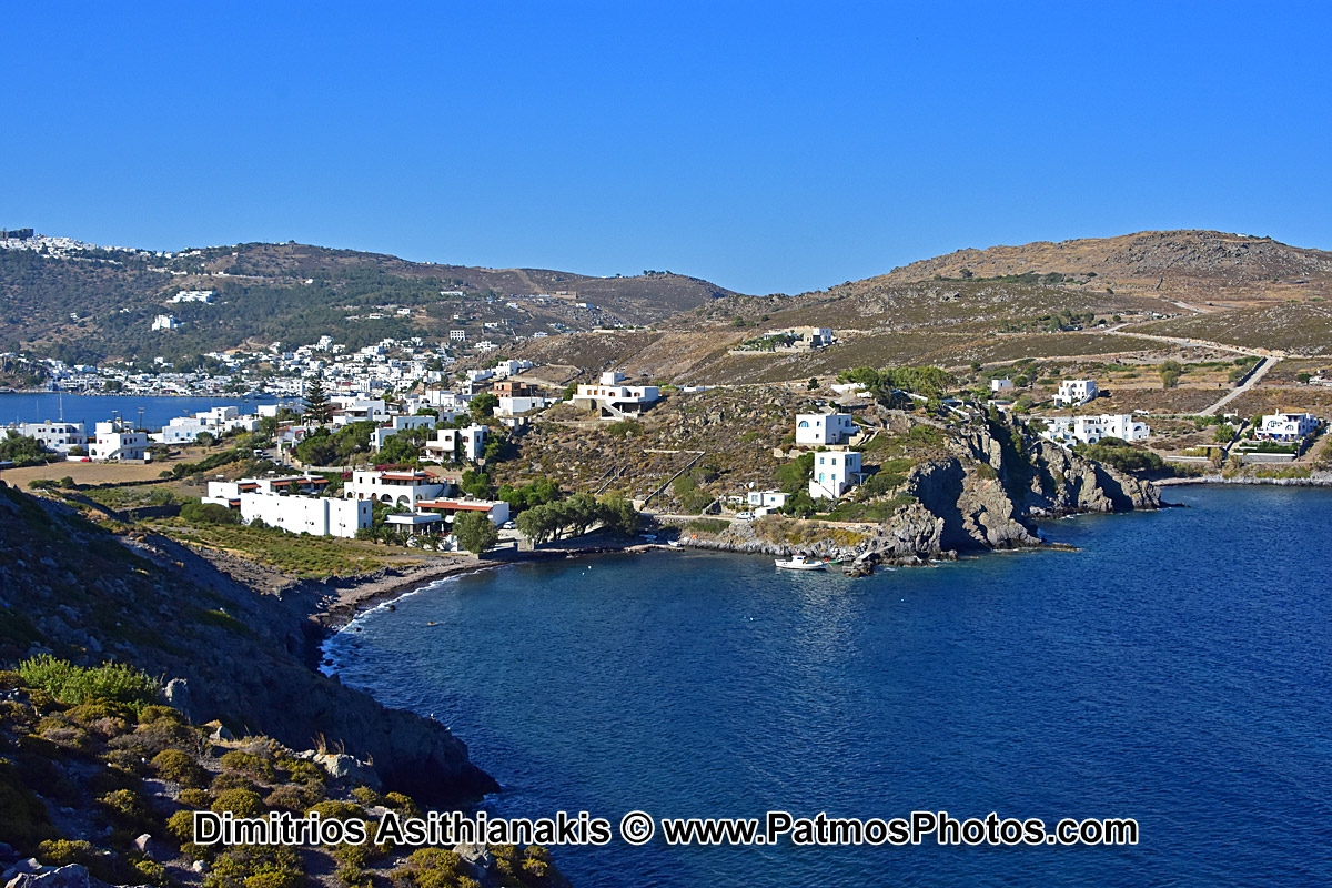 Patmos studios to let