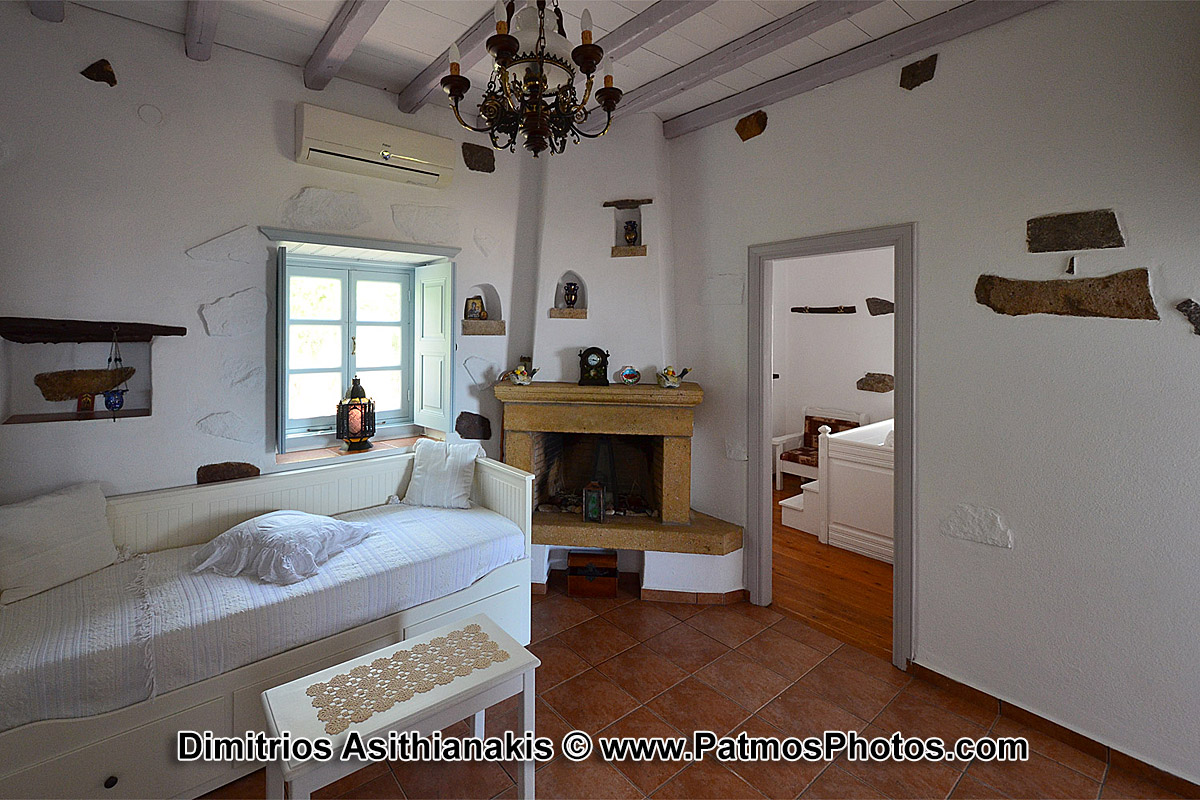 Patmos island Traditional House for Rent