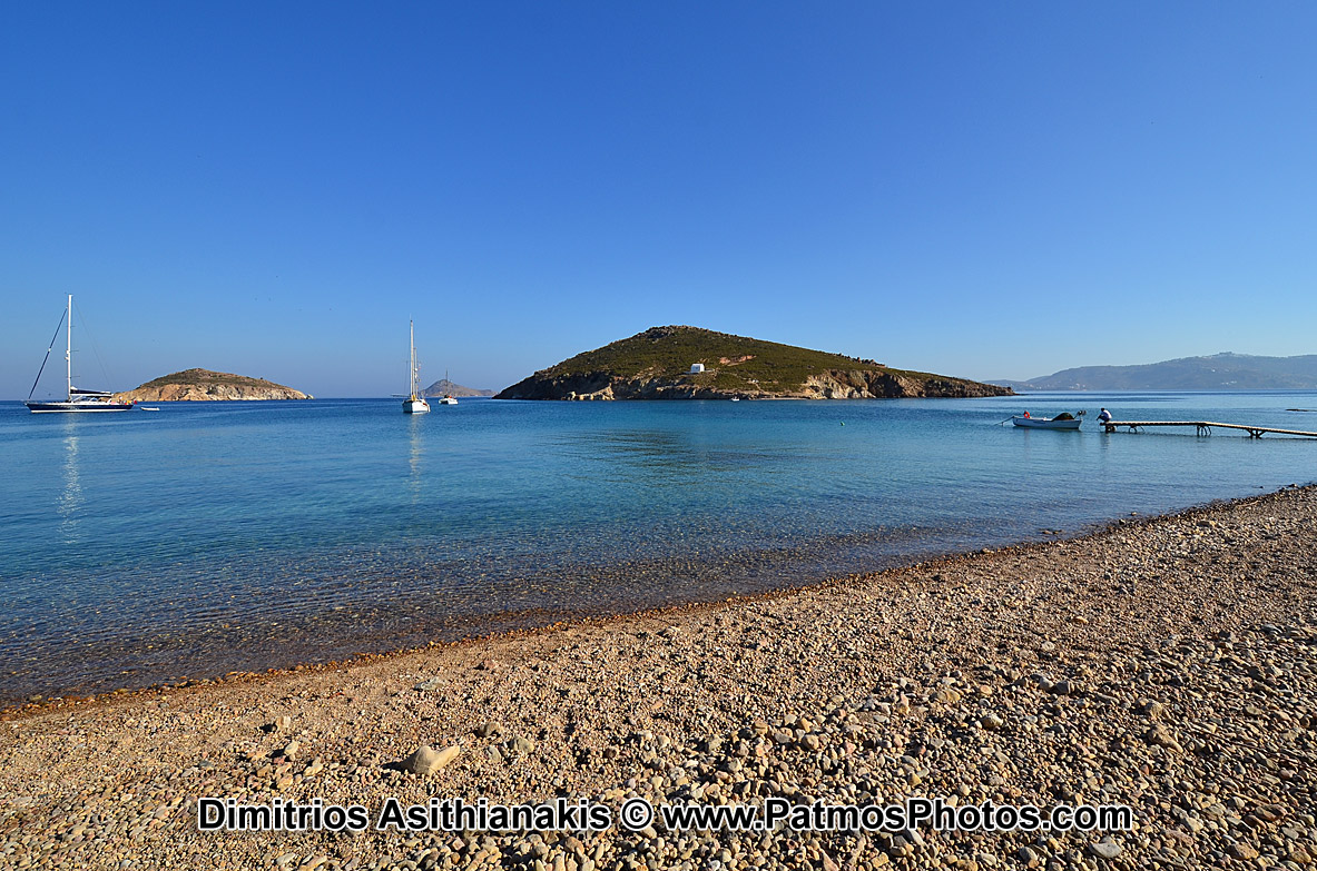 Patmos Beaches