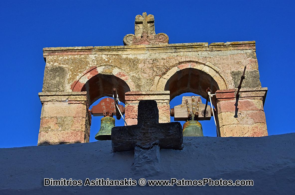 Patmos Churches