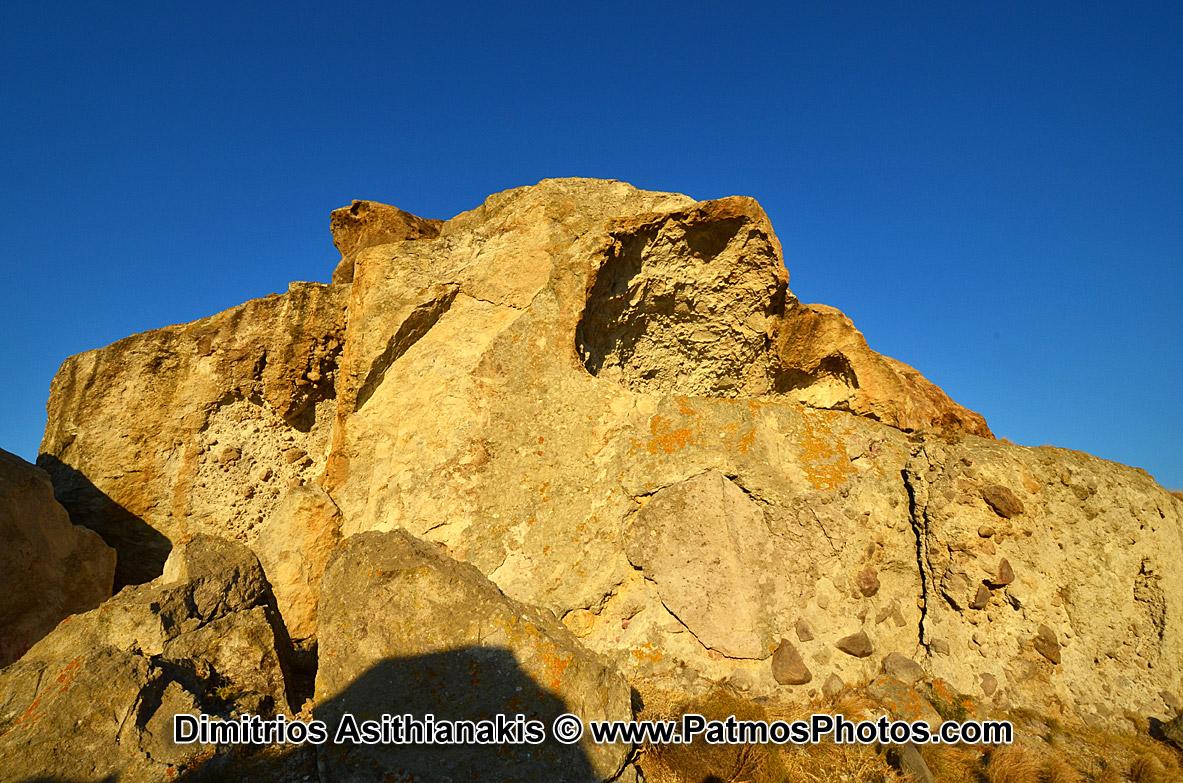 Patmos Land Photos